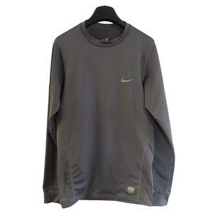 NIKE PRO Combat Compression Long Sleeve Shirt SZ:M